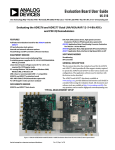 Evaluation Board User Guide