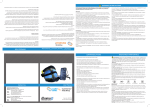 CLIMAWARETM CryothermicTM Knee Wrap User Manual Contact
