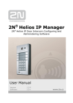 2N ® Helios IP Manager