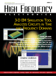High Frequency Electronics — June 2009 Online Edition