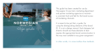 Style guide - Norwegian Cruise Line