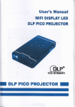 DLP PICO PROJECTOR