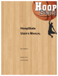 HoopStats User Manual - Rare