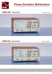 PSM1700_35 Brochure & Technical Specifications
