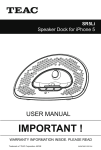 Product Manual