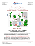Home & Yard Alert System Manual