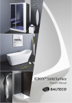 XONYX™ Solid Surface