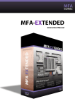 MFA-EXTENDED User Manual (English Version) v1.0