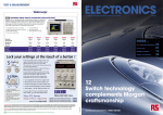 electronics - RS Components International