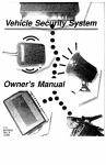 Owner`s Manual - VOXX International Corporation