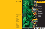 Fluke Test Tools Catalogue - Coral