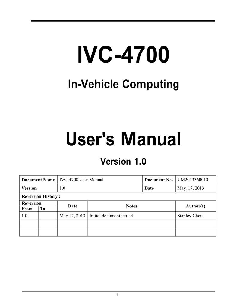 IVC 2.10 TÉLÉCHARGER