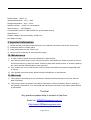 GSM Gate Opener GSM Remote Switch RTU5015 User Manual Ver