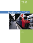 ProviderConnect™ Guide