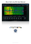 Blue Cat`s Liny EQ User Manual