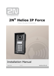 2N ® Helios IP Force