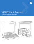 VC5090 Product Reference Guide (P/N 72E-76347