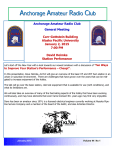 Jan - Anchorage Amateur Radio Club