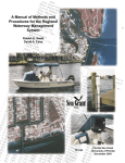 A Manual of Methods and Procedures for the Regional Waterway