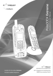 PotsDOCK Extreme - Satellite Phone