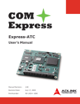 Express-ATC User`s Manual