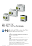 Easy Control Relay and MFD
