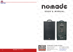 Nomade User Manual2 imprimante.qxp - TAG