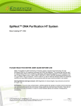 EpiNext™ DNA Purification HT System