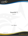 SmartMCT - CTS America