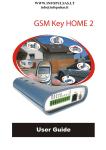 Manual of Use_ GSM_Key_HOME_2_EN