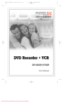 Daewoo DF4700PN User Guide Manual - DVDPlayer
