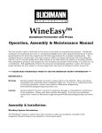 Wine Press Owners Manual-V3