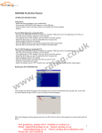 KWP2000 PLUS Operation Manual: