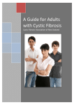 Guide for Adults with CF - Cystic Fibrosis Association of New Zealand