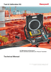 Technical Manual - Honeywell Process Solutions