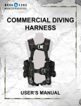 COMMERCIAL DIVING HARNESS - Aqua Lung