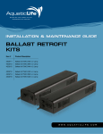 BALLAST RETROFIT KITS