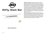 WiFly Wash Bar - Performance Audio