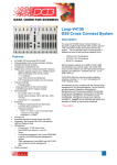 Loop-V4150 DS0 Cross Connect System