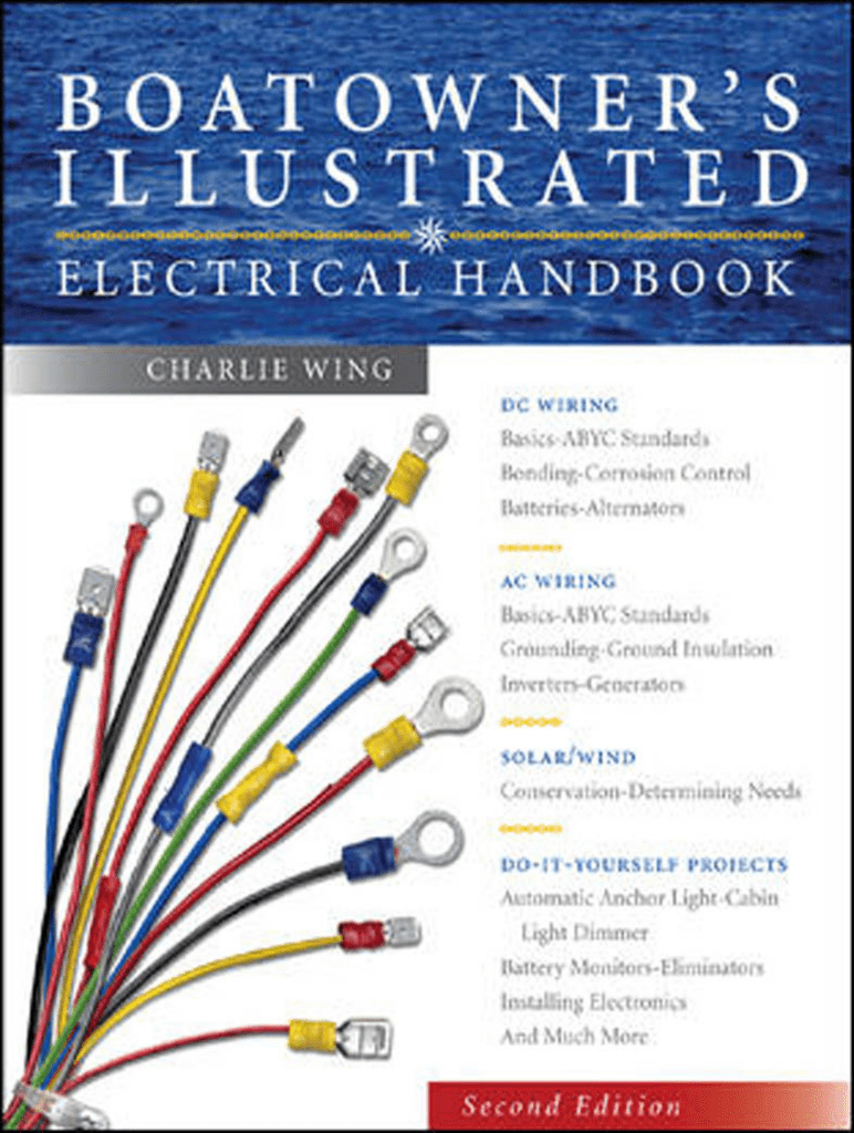 Boatowner`s Illustrated Electrical Handbook
