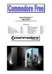 Commodore Free issue 7