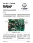 NCT75-175-275 Evaluation Board User`s Manual