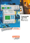 Programmable logic relays