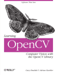 Learning OpenCV - Department of Electrical Engineering