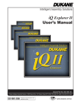 iQ Explorer II User`s Manual