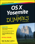 Part I Introducing OS X Yosemite: The Basics