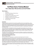 Cell Phone Savvy Training Manual