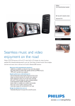 CED370/51 Philips Car entertainment system