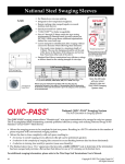 QUIC-PASS® - The Crosby Group