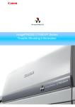 imagePRESS C7000VP Series Trouble Shooting Information